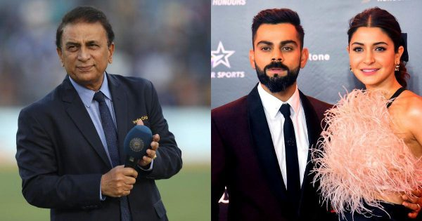 Gavaskar's response to Anushka's diatribe: 'I don't play blame game'