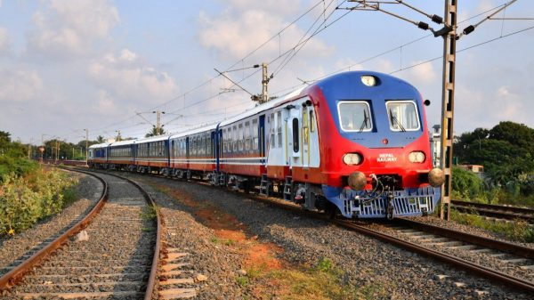 Railway service could be operated through Nepal-India understanding