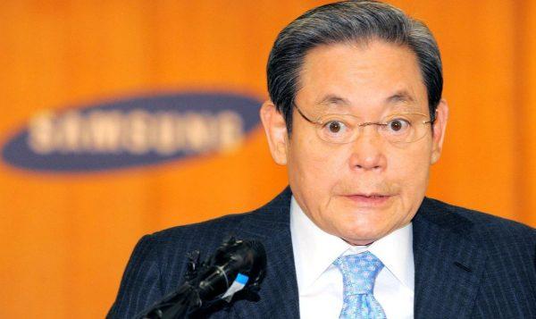 Chairman of Samsung Electronics, Lee Kun-hee dies at 78