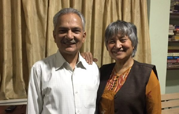 Baburam Bhattarai and his wife test positive for COVID-19