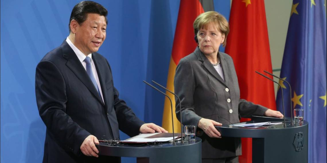 Ahead of crucial EU summit, Merkel criticises China over Hong Kong, other 'dreadful' rights issues