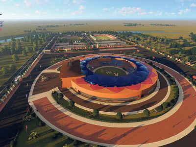 Gautam Buddha Interantional Cricket Stadium receives 15 mln from Bharat Metropolitan City