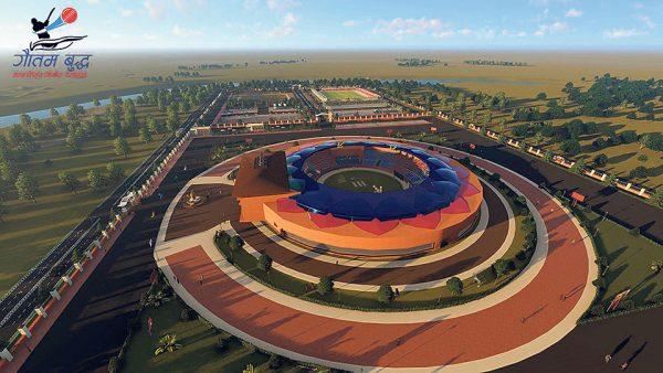 Gautam Buddha Interantional Cricket Stadium receives 15 mln from Bharat Metropolitan City