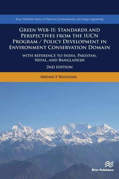 An insight into IUCN's paradigm of routing challenges to facilitate positive environmental change in South Asia