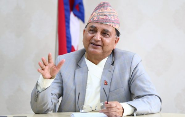 'RAW chief visited Nepal as special envoy of Modi': Ishwor Pokhrel