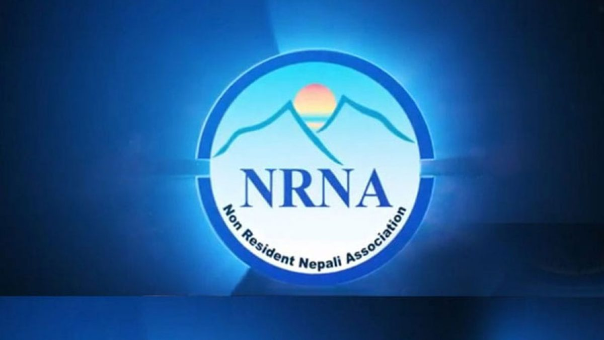 NRNA distributes relief packages to Kanchanpur flood victims