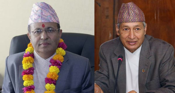Khatiwada and Regmi appointed ambassadors, Bairagi becomes chief secretary