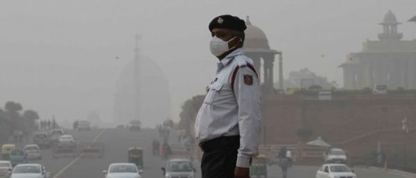 New Delhi's air in 'very poor' category