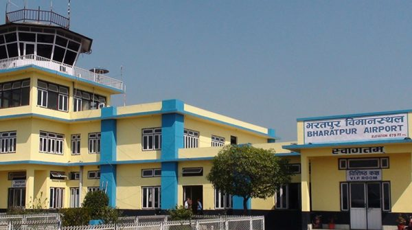 Daily five flights from Bharatpur airport