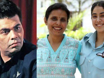 Gunjan Saxena's statement in court: Karan Johar in trouble