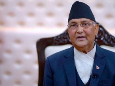 Let us celebrate Dashain wherever we are: Prime Minister Oli
