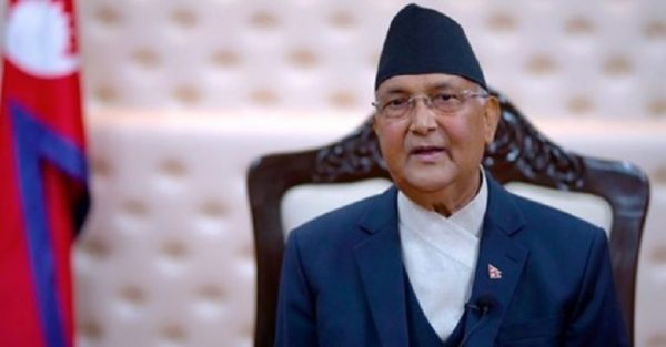 Let us celebrate Dashain wherever we are: Prime Minister Oli