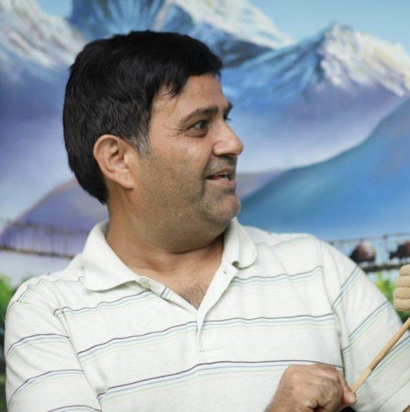 Comedian Manoj Gajurel tests positive for coronavirus