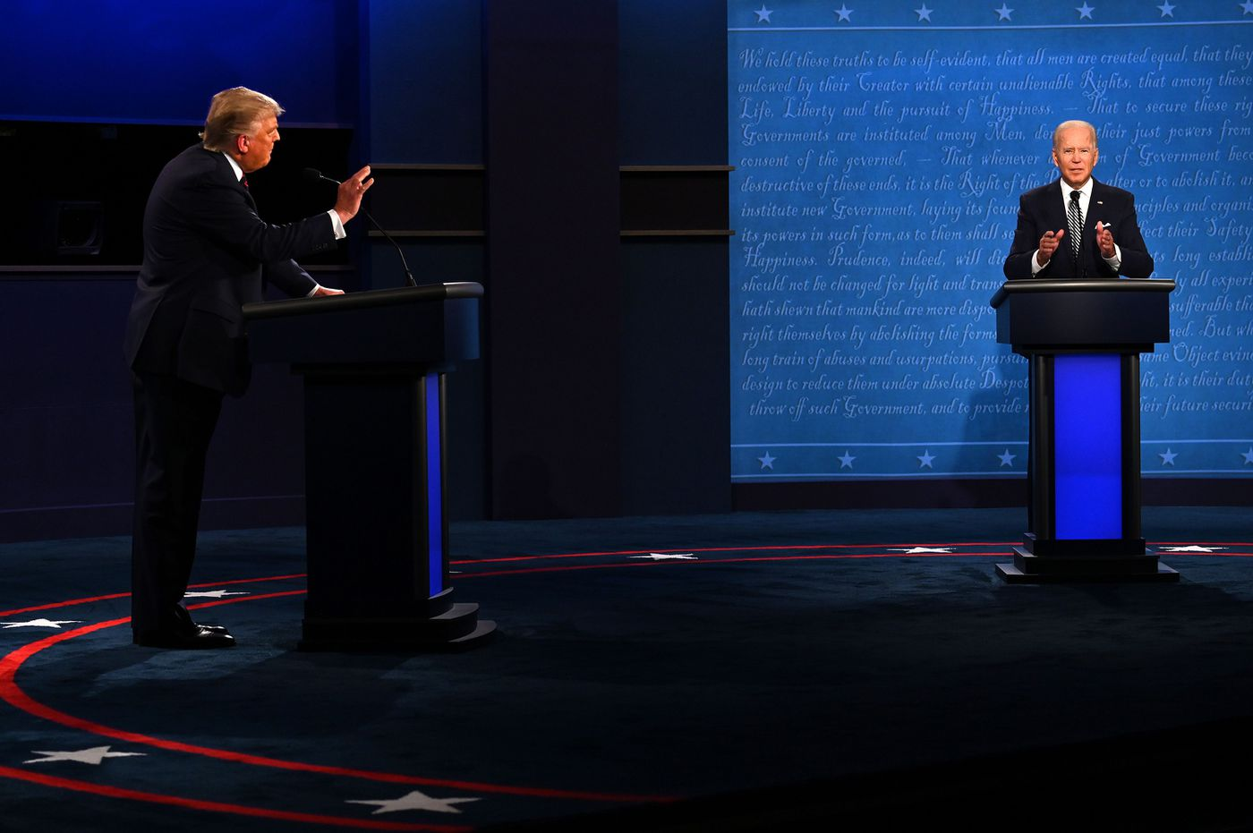 Changes to be made in the structure of US Presidential debates