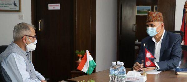 India provides Rs 1 billion grant assistance