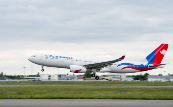 Government suspends international flights for 20 days