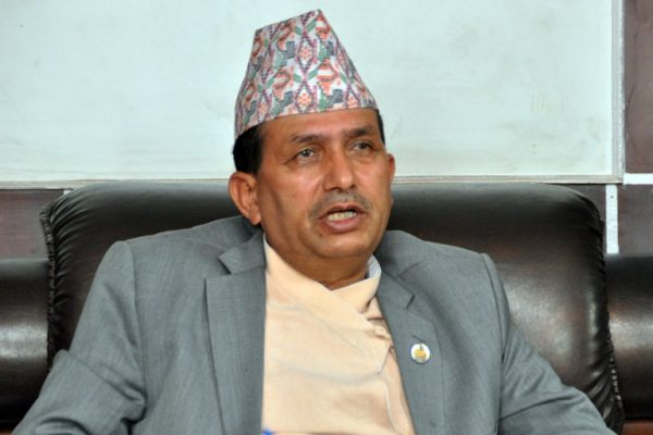 HIV control 'significant achievement' says Minister Dhakal