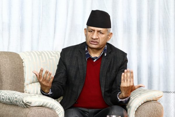 India reliant on Nepal on certain contexts: Minister Gyawali
