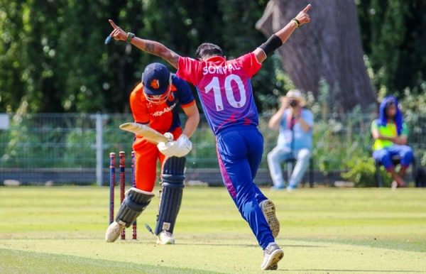 Three Nepali cricketers selected for T10 cricket league in Abu Dhabi