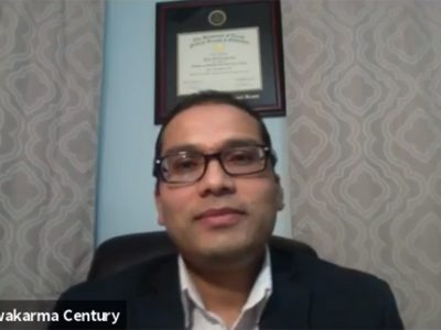 Beware, COVID-19 impairs the lungs: Dr Raju Bishwakarma