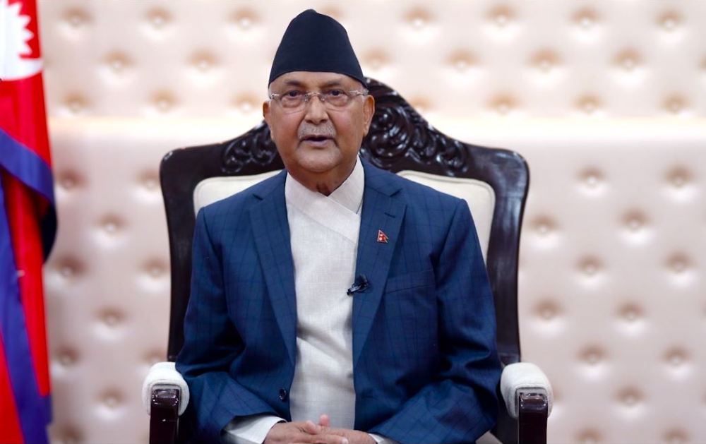 'Year 2077 was not meaningless': Prime Minister Oli