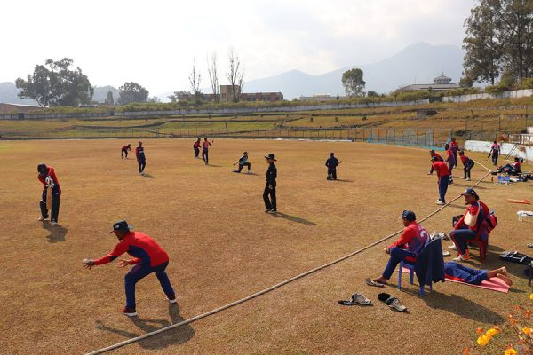 PM Cup Cricket: Two matches today