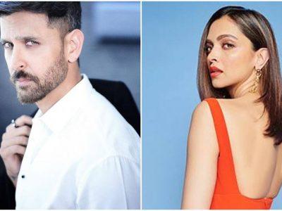 Hritik Roshan and Deepika Padukone to star in Siddharth Anand's spy thriller