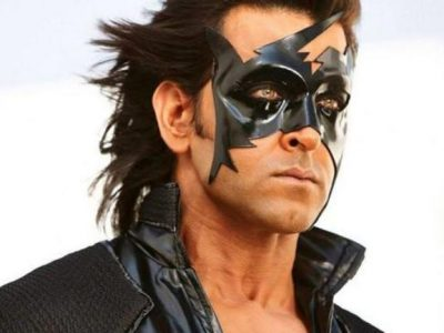 The dual role of Hrithik Roshan : both Super-Hero And Super-Villain In Krrish 4