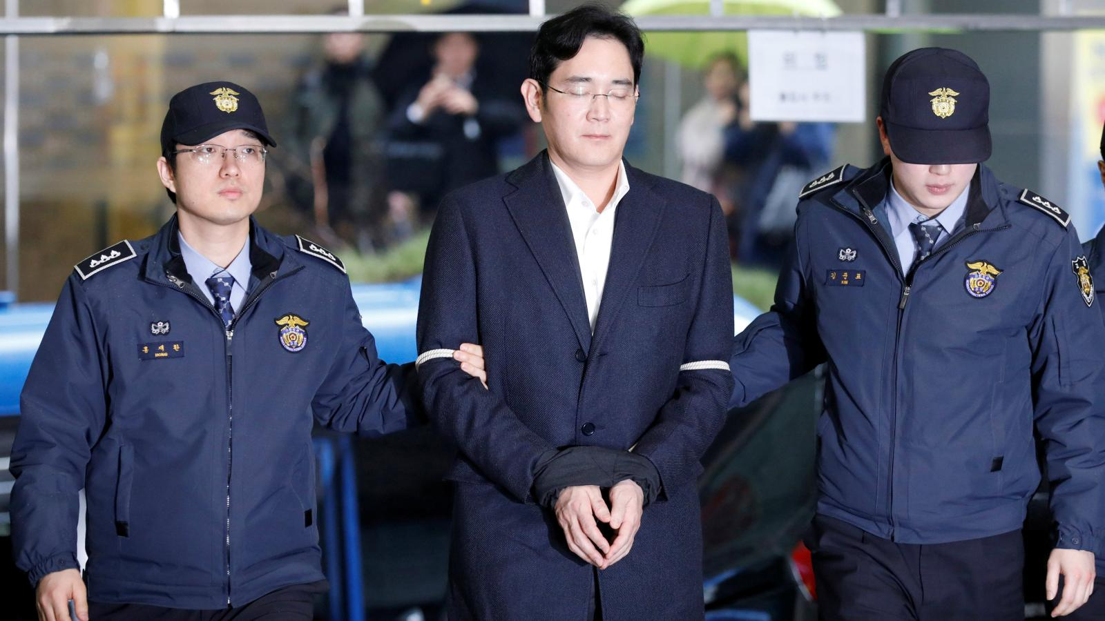 Samsung Chief Jailed again for 2017 Corruption case