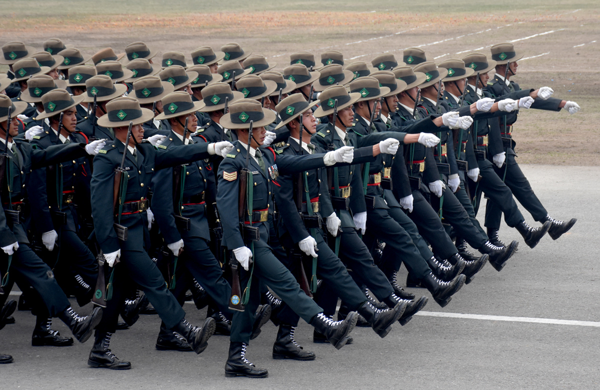 Nepali Army soldiers to receive pension after 16 years of service