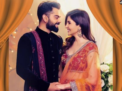 """Virat and Anushka blessed with their first child """"Anvi"""""""