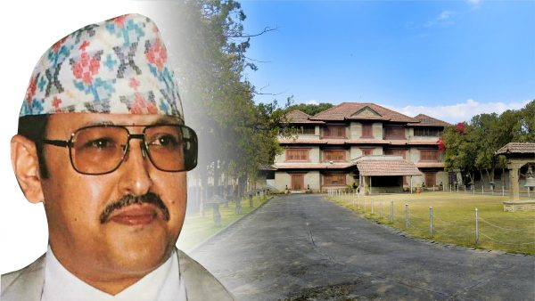 "Late King Birendra's ""Shree Sadan"" sees record-breaking number of visitors in the past three months"
