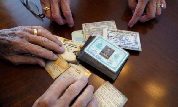 Wallet lost in Antarctica returns home after 53 years