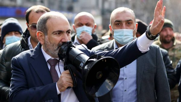 Armenian Prime Minister warns of an 'Attempted Military Coup'