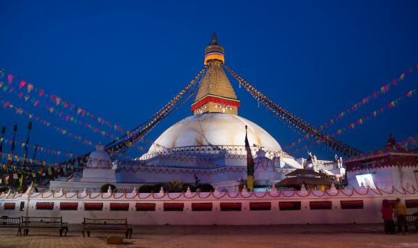 Boudhanath's new masterplan to attract foreign tourists