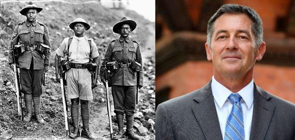 Nepali Army oldest standing Army in Asia says U.S Ambassador to Nepal