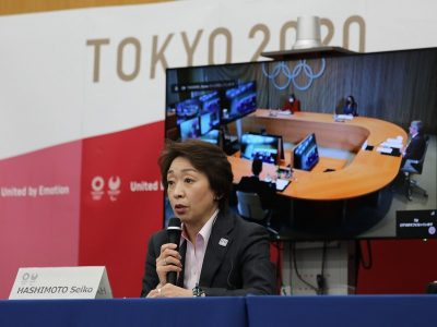 Overseas spectators banned from entering Japan for Tokyo Olympics