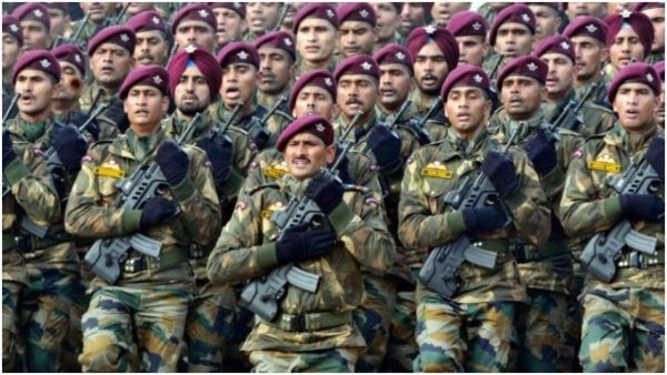 India clears 13,000 fresh troops for borders with Nepal, Bhutan and Tri-Junction area