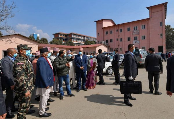 Prime Minister raises doubts on Nepal Army and other security institutions