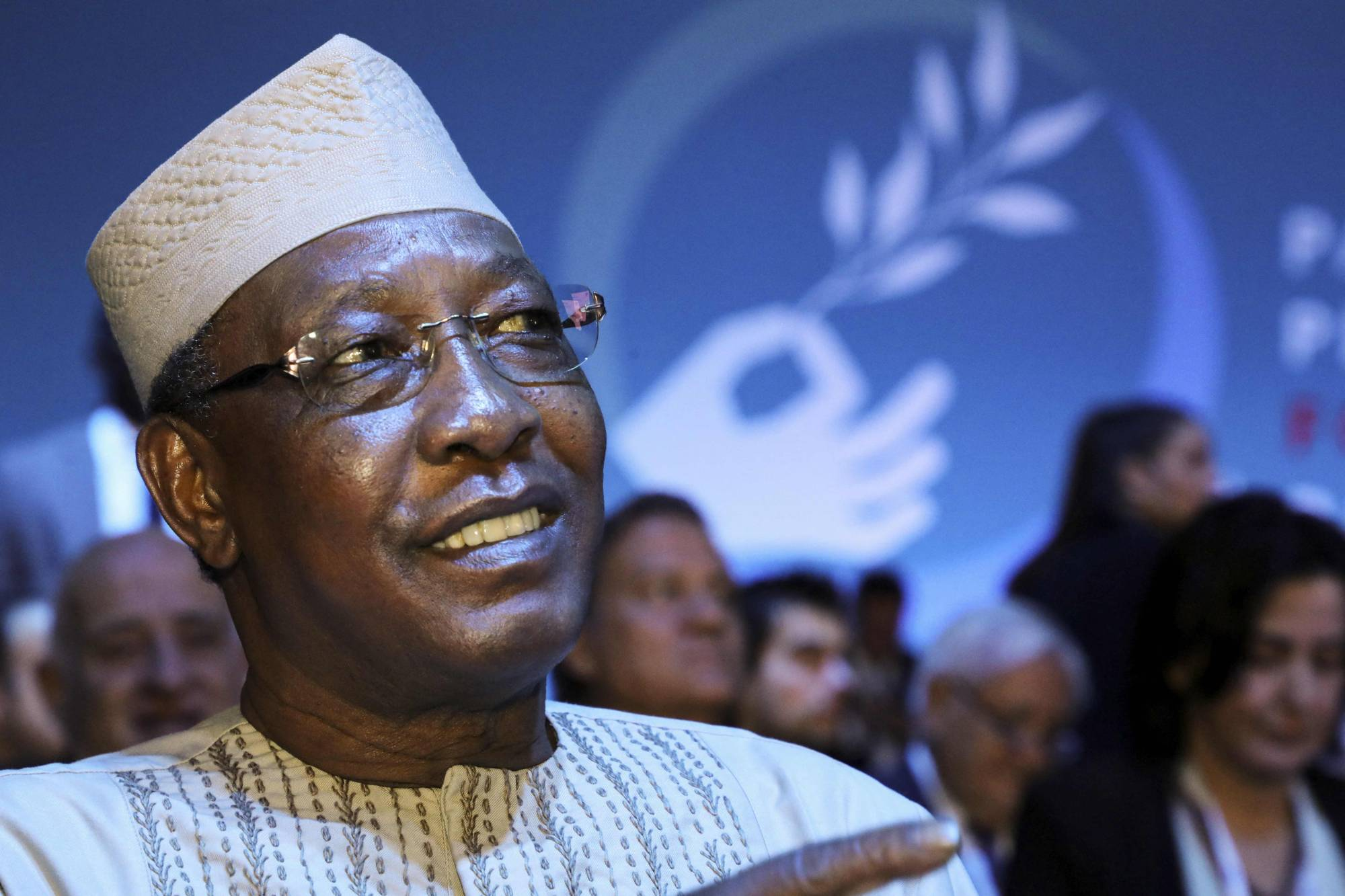 Chad president killed a day after winning elections