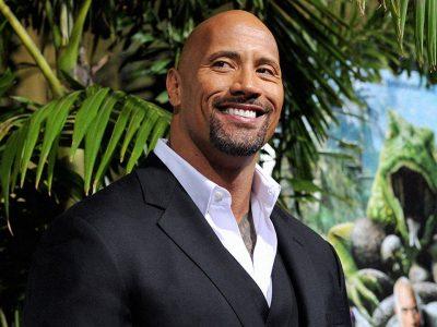 Dwayne Johnson to play supervillian in 'Black Adam'