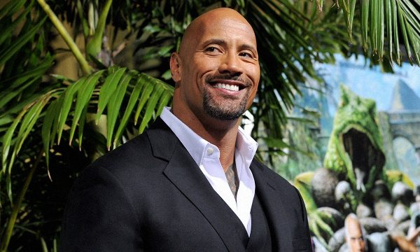 Dwayne Johnson to play supervillian in 'Black Adam'