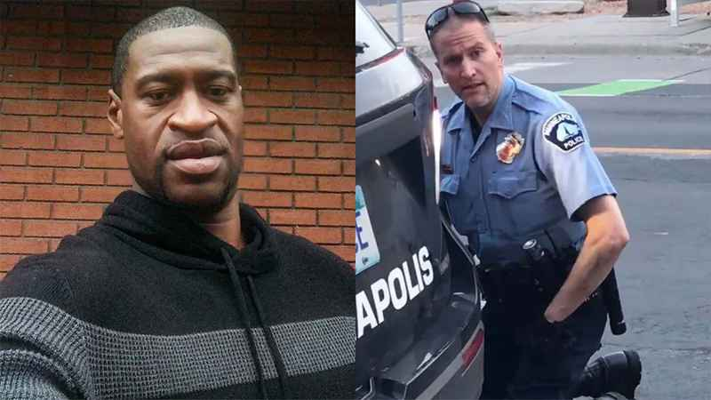 Former police officer found guilty in the death of George Floyd