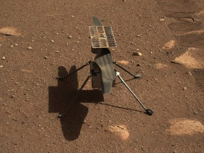 NASA's Mars helicopter to attempt first flight on Monday