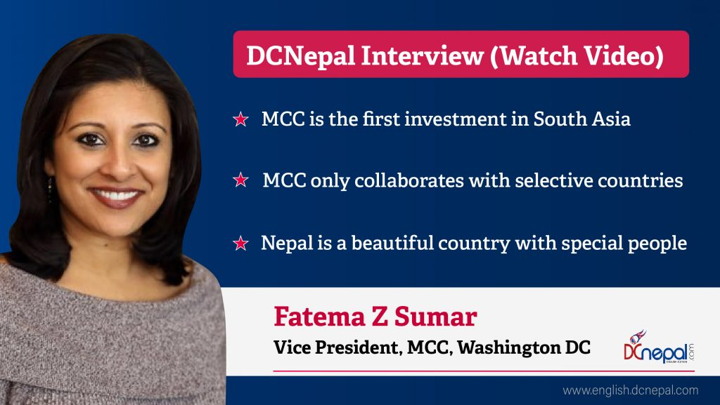 Politicization of MCC compact is unfortunate, The MCC-Nepal partnership is an historic opportunity.