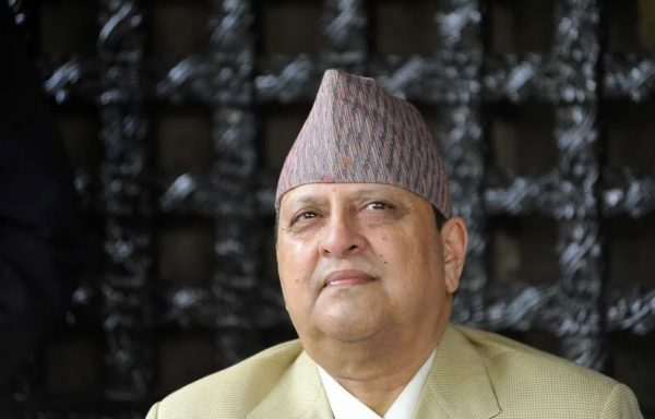Former Monarch Gyanendra Shah recovers from COVID-19