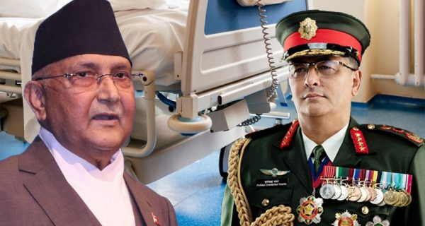 Prime Minister Oli skips responsibility; puts Nepali Army into COVID-19 management