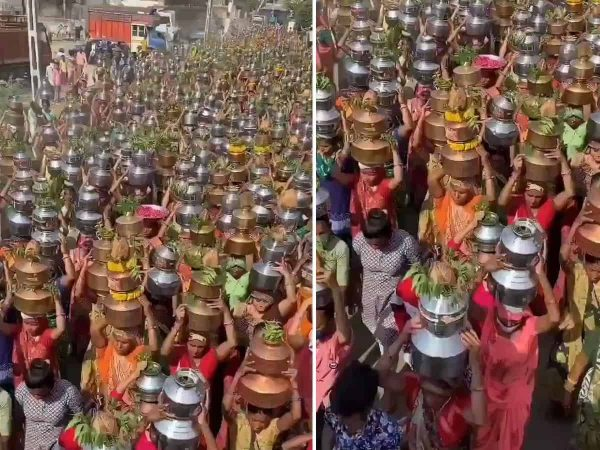 """Kalash Yatra"" to eliminate COVID-19, video goes VIRAL"