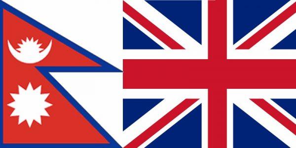 UK government sends 260 ventilators to Kathmandu