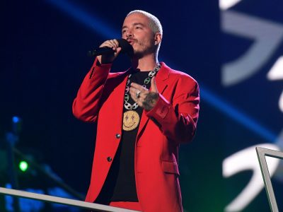 Singer J Balvin says he 'almost died' from covid at a fundraiser concert